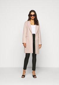 New Look Petite - LI COAT - Classic coat - pale pink - 1