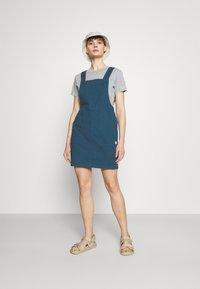 The North Face - KILAGA DRESS - Vardagsklänning - monterey blue - 1