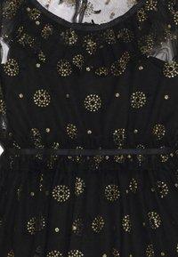 Cotton On - ALICE MCCALL LONG SLEEVE DRESS - Koktejlové šaty/ šaty na párty - black - 3
