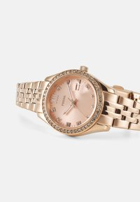 Fossil - MICRO SCARLETTE - Watch - rose gold-coloured - 3