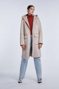 SET - Short coat - sand - 1