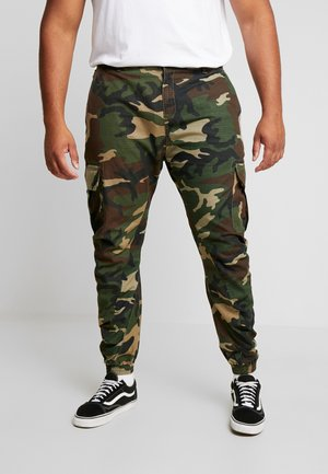 RIPSTOP PANTS - Cargobroek - wood