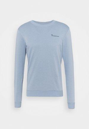 Sweatshirt - asley blue