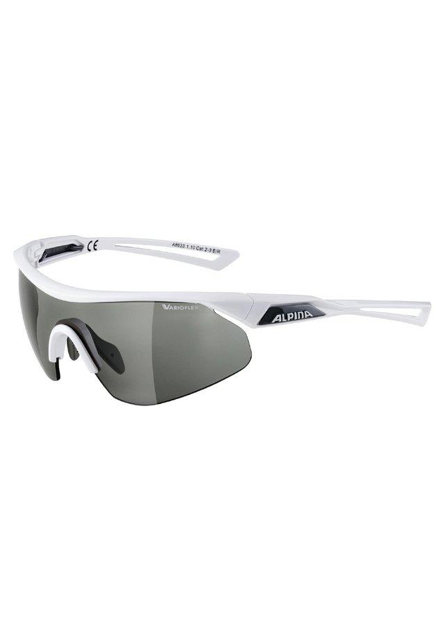 SHIELD VL - Sports glasses - white (a8633.x.10)