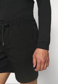 Redefined Rebel - RRJOHAN - Shorts - black - 4