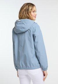 Schmuddelwedda - Outdoorová bunda - jeans blue mel - 2