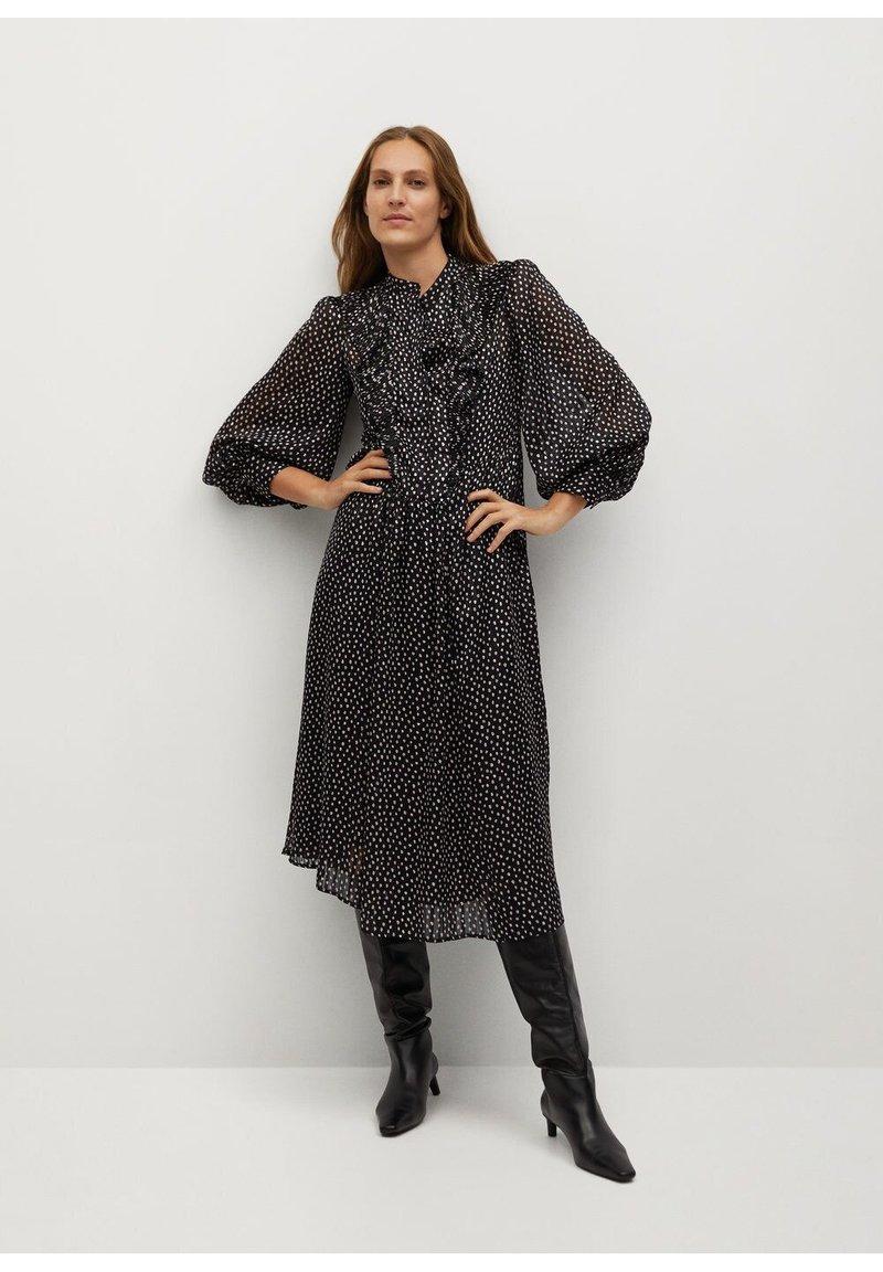 Mango - DOMI - Denní šaty - svart