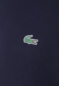 Lacoste Sport - BLOCK - Sweater - white/navy blue/cosmic - 5