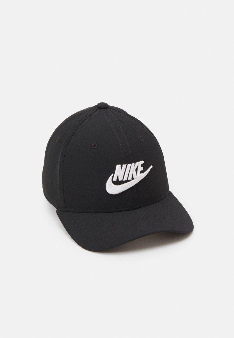 Nike Sportswear - FUTURA UNISEX - Lippalakki - black/white