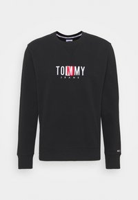 TIMELESS CREW UNISEX - Sweatshirt - black