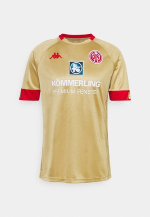 MAINZ 05 THIRD - Pelipaita - gold