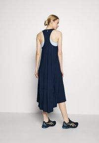 Sweaty Betty - ACE MIDI SMOCK DRESS - Sports dress - navy blue - 2
