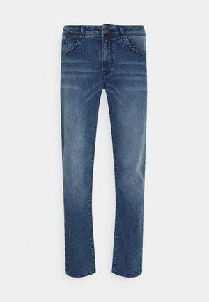Straight leg jeans - medium blue