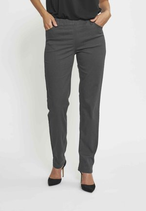 KELLY - Trousers - anthracite