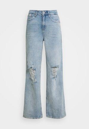 PUDDLE - Široké džíny - summer vintage
