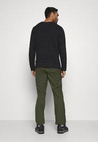 Black Diamond - STORMLINE PANTS - Outdoorové kalhoty - cypress - 2