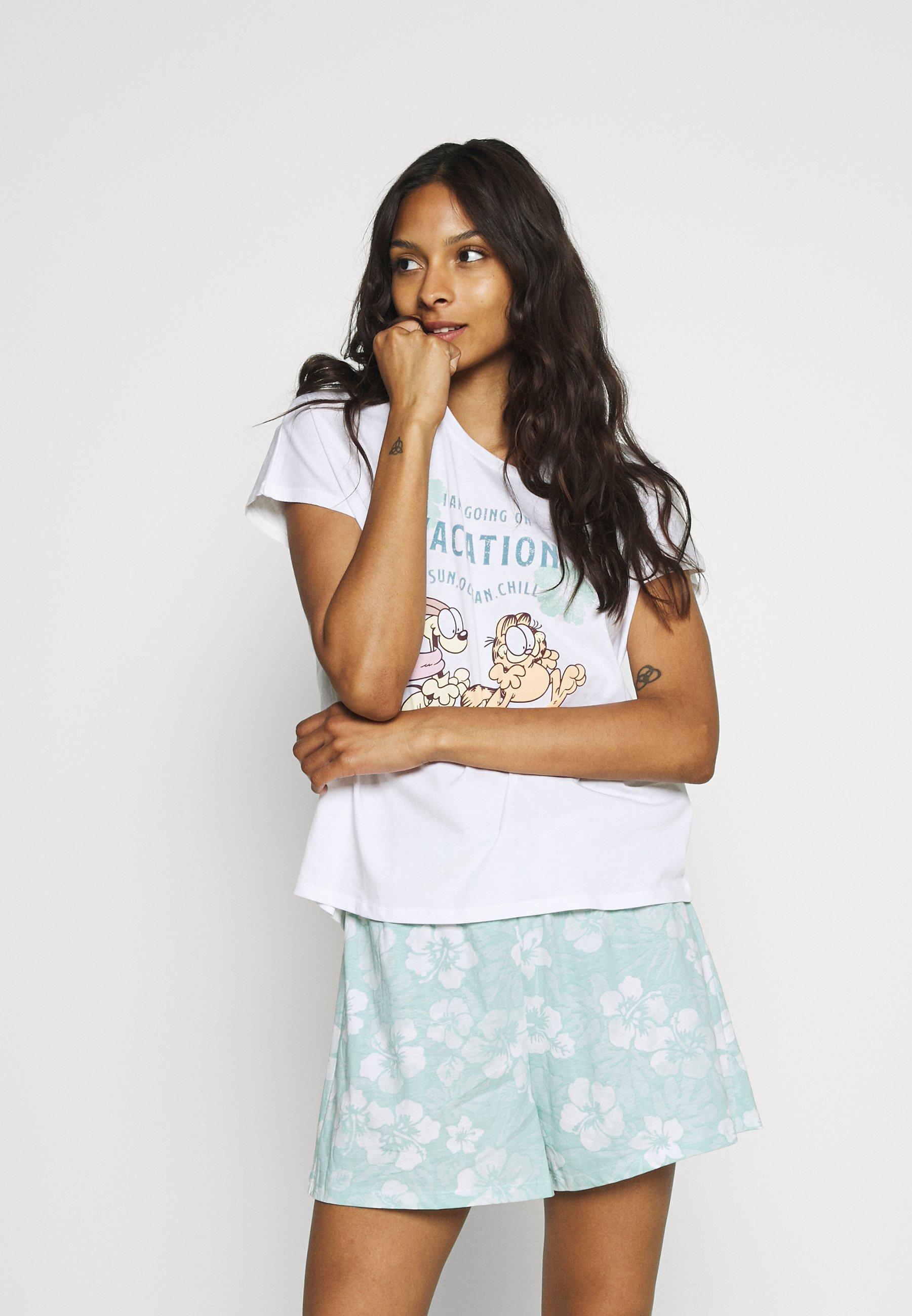 Damen GARFIELD EXOTIC VACATION SET - Pyjama