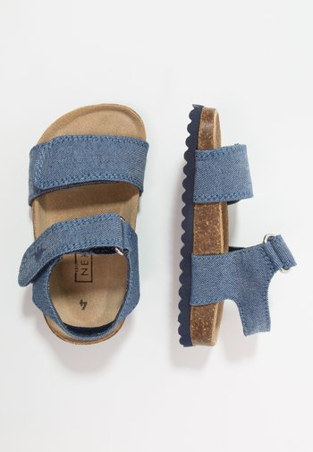YOUNGER BOYS - Sandals - light blue