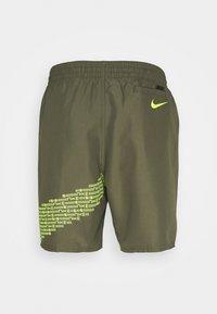 Nike Performance - VOLLEY MATRIX  - Surfshorts - medium olive - 1