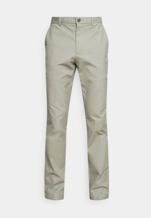 AIDEN - Trousers - soft sage