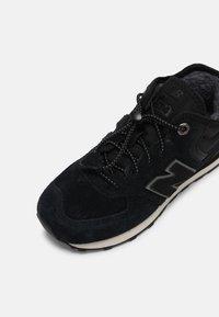 New Balance - Baskets basses - black - 6