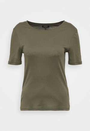 Basic T-shirt - new khaki