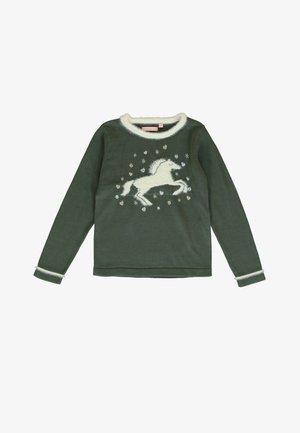 SMALL - Sweatshirt - thyme