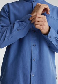 Esprit - WINTERWAFFL - Shirt - grey blue - 4