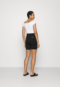 Calvin Klein Jeans - PRIDE CYCLING - Shorts - black - 2