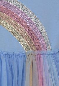 Cotton On - IRIS LONG SLEEVE - Jersey dress - dusk blue - 2