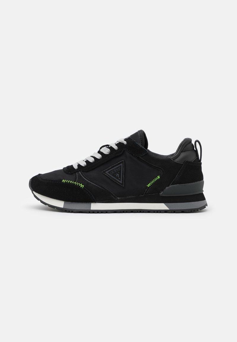 Guess - NEW GLORYM SMART - Sneakersy niskie - black
