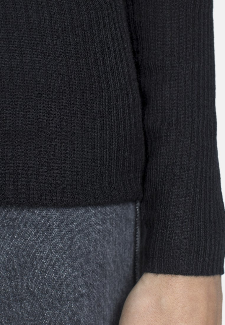 Pierre Robert Trui - black - Dames jas Ontwerper