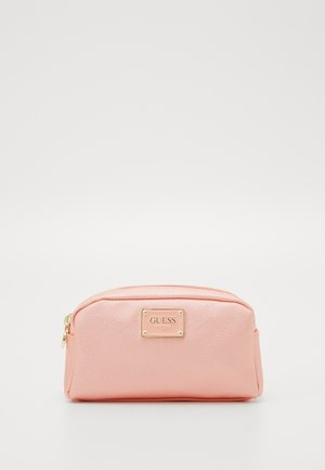 BAHIA DOUBLE ZIP - Neceser - peach