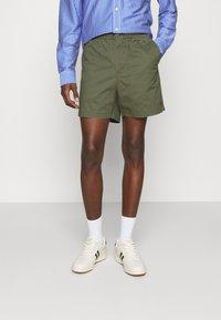 Polo Ralph Lauren - CFPREPSTERS FLAT - Shorts - mountain green - 0