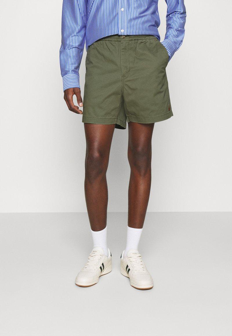 Polo Ralph Lauren - CFPREPSTERS FLAT - Shorts - mountain green