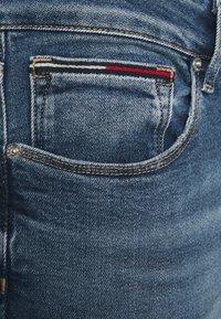 Tommy Jeans Curve - SYLVIA - Skinny-Farkut - dark blue - 5