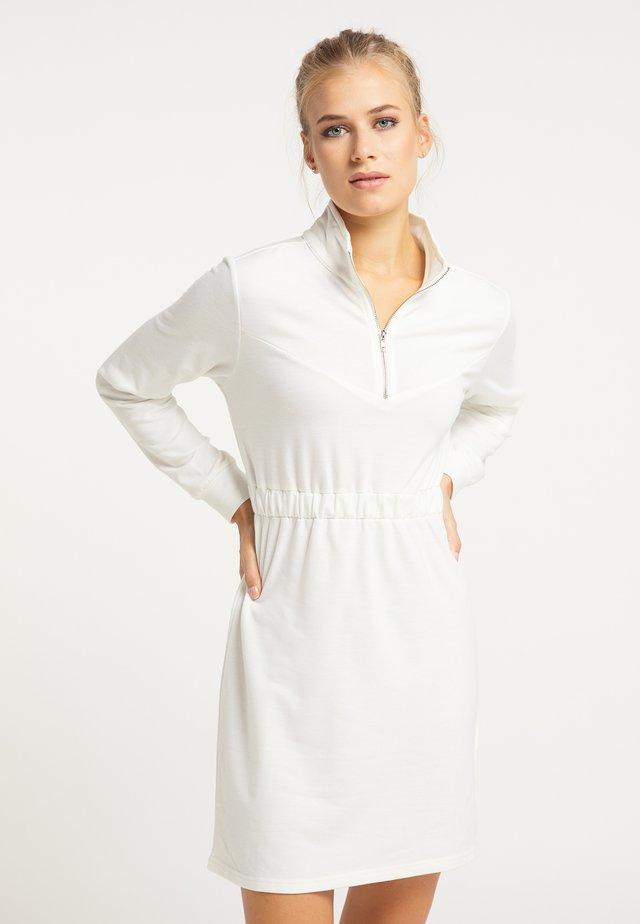 Denní šaty - weiß