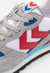 Hummel - THOR UNISEX - Trainers - white/red/blue - 5