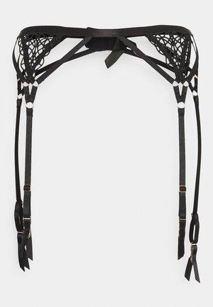 SIMONE SUSPENDER - Suspenders - black