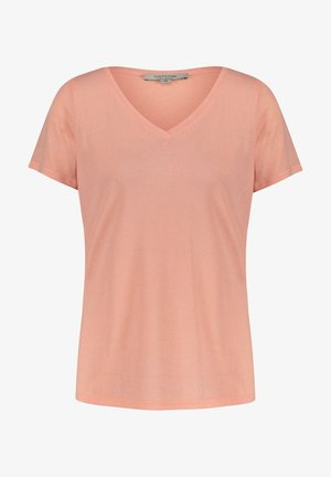 Basic T-shirt - orange (33)