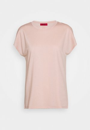 DIJALLA - Basic T-shirt - open red