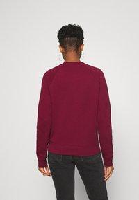 Nike Sportswear - CREW - Sweatshirt - dark beetroot - 2