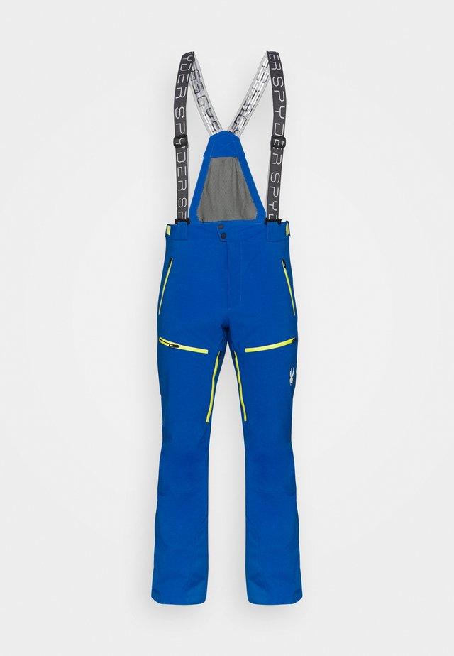PROPULSION GTX - Snow pants - blue