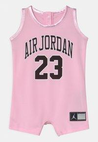 Jordan - ROMPER UNISEX - Śpioszki - pink foam - 0