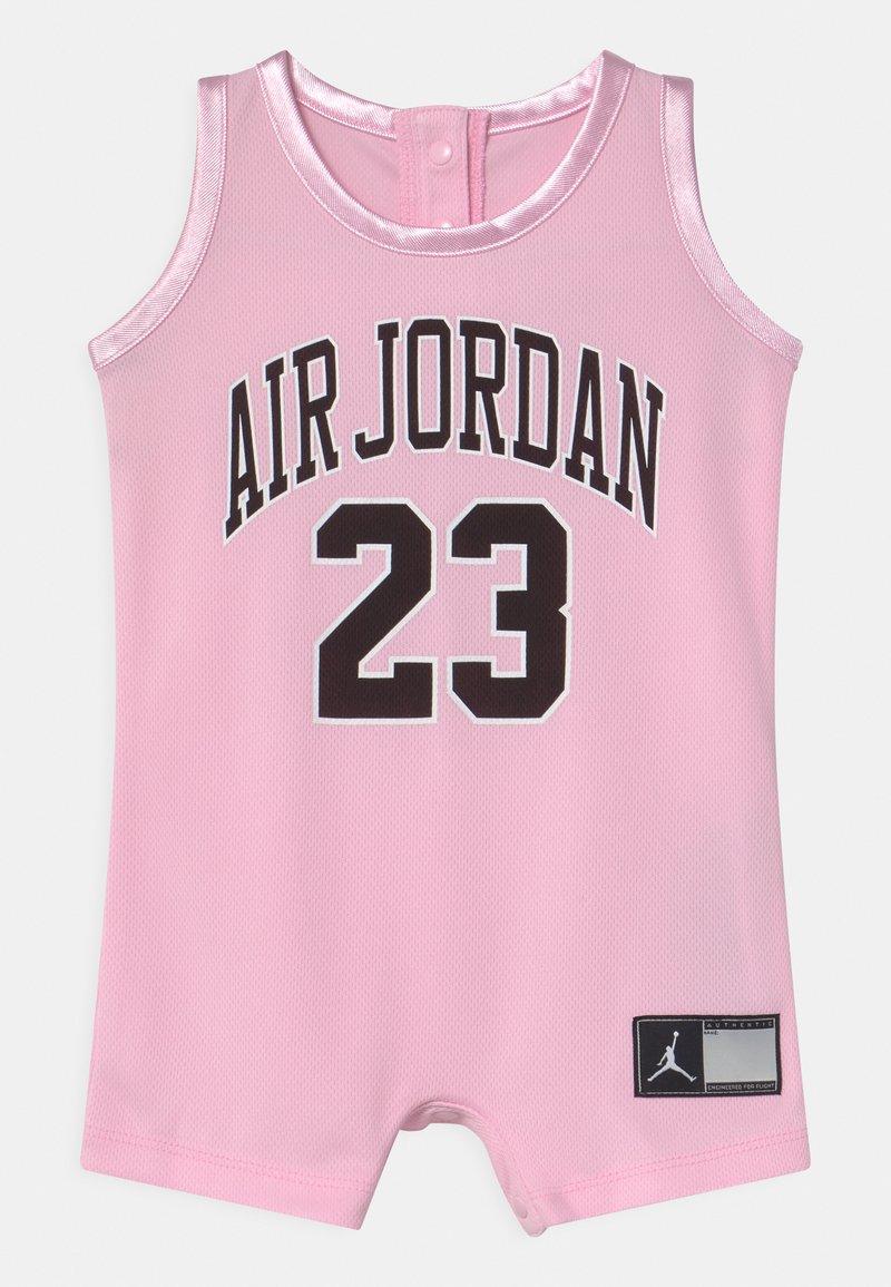 Jordan - ROMPER UNISEX - Śpioszki - pink foam