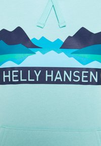 Helly Hansen - NORD GRAPHIC HOODIE - Hoodie - glacier blue - 2