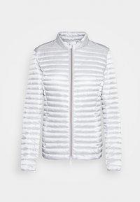 Save the duck - IRIS ANDREINA JACKET - Light jacket - crystal grey - 0