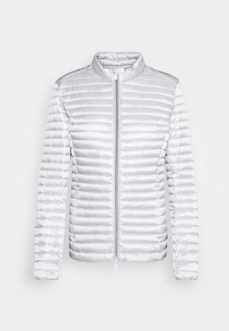 Save the duck - IRIS ANDREINA JACKET - Light jacket - crystal grey