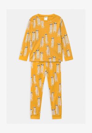 MEERKAT SET UNISEX - Pijama - yellow