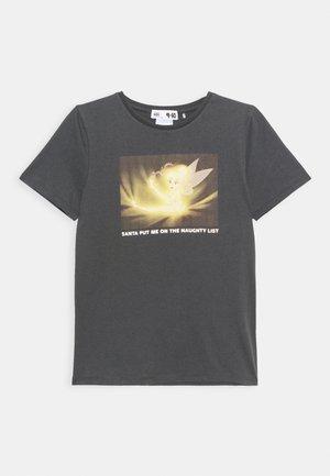 LICENSE SHORT SLEEVE TEE - Camiseta estampada - dark grey